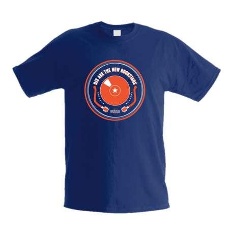 T-shirt DJ taille Medium